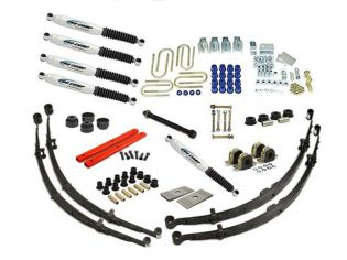 """4"""" 1987-1995 Jeep Wrangler YJ 4WD Deluxe Lift Kit  by Jack-It"""
