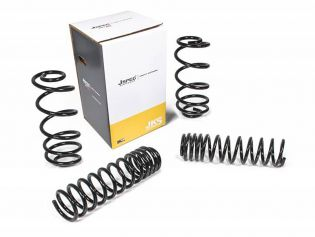 """Wrangler TJ 1997-2006 Jeep 4WD 4"""" Front/Rear Coil Springs by JKS Suspension"""