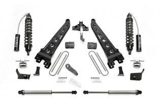 """6"""" 2017-2020 Ford F250/F350 4WD (w/diesel engine) Resi Coilover Lift Kit by Fabtech"""