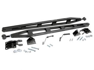 """F250 Super Duty 2008-2016 Ford 4WD (w/4.5""""-6"""" Lift) - Rear Traction Bar Kit by Rough Country"""