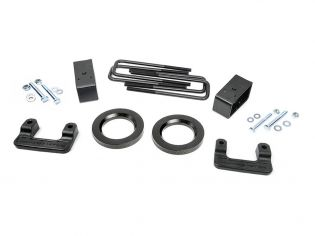 """2.5"""" 2007-2018 Chevy Silverado 1500 Lift Kit by Rough Country"""
