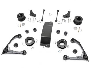 """3.5"""" 2007-2020 Chevy Suburban 1500 2WD Lift Kit by Rough Country"""