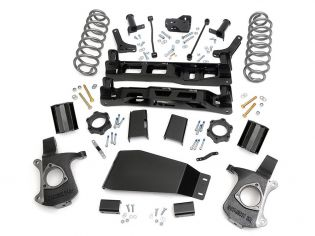 """7.5"""" 2007-2013 Chevy Avalanche 1500 4WD Lift Kit by Rough Country"""