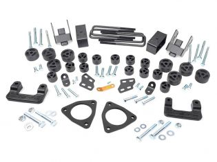 "3.75"" 2007-2013 Chevy Silverado 1500 Lift Kit by Rough Country"