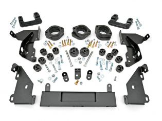 "3.25"" 2014-2015 Chevy Silverado 1500 Lift Kit (w/cast steel factory arms) by Rough Country"
