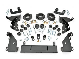 "3.25"" 2014-2015 Chevy Silverado 1500 (w/aluminum factory arms) - Lift Kit by Rough Country"