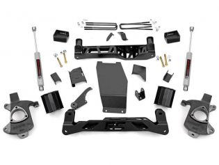"5"" 2014-2018 Chevy Silverado 1500 4WD Lift Kit by Rough Country"