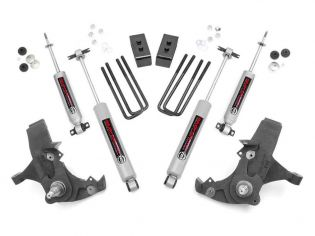 "4"" 1988-1989 Chevy 1500 Pickup 2WD Lift Kit by Rough Country"