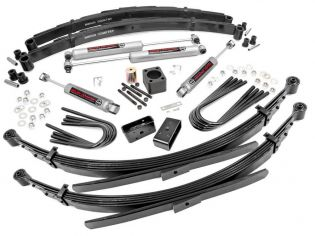"""6"""" 1977-1991 Chevy 1 ton Pickup 4WD Lift Kit by Rough Country"""