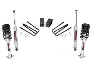 "3.5"" 2007-2013 Chevy Silverado 1500 2WD Lift Kit by Rough Country"
