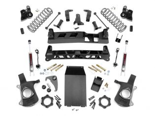 """6"""" 2002-2006 Chevy Avalanche 1500 4WD Lift Kit by Rough Country"""