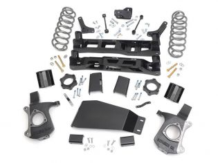 """5"""" 2007-2013 GMC Yukon 4wd & 2wd Lift Kit by Rough Country"""