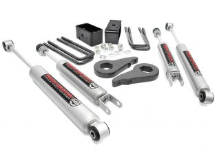 """1.5-2.5"""" 1999-2006 Chevy Silverado 1500 4WD Lift Kit by Rough Country"""