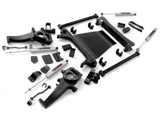 """4"""" 2002-2005 Dodge Ram 1500 4WD Lift Kit by Rough Country"""