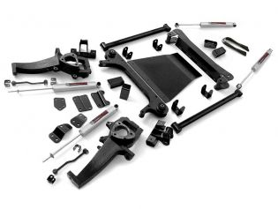 """5"""" 2002-2005 Dodge Ram 1500 4WD Lift Kit by Rough Country"""
