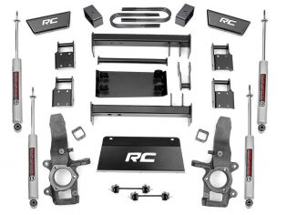 "4"" 2004 Ford F150 Heritage 4WD Lift Kit by Rough Country"