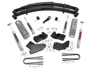 """4"""" 1984-1990 Ford Bronco II 4WD Lift Kit by Rough Country"""