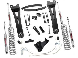 """6"""" 2008-2010 Ford F250/F350 Gas 4WD Lift Kit by Rough Country"""