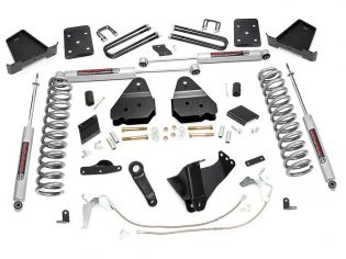 """6"""" 2015-2016 Ford F250 Gas 4WD Lift Kit by Rough Country"""