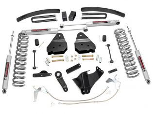 """6"""" 2008-2010 Ford F350 Diesel 4WD Lift Kit by Rough Country"""