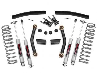 """4.5"""" 1986-1992 Jeep Comanche MJ 4WD Lift Kit by Rough Country"""