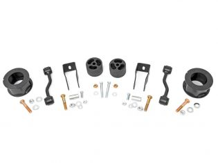 """2.5"""" 2020-2021 Jeep Gladiator Lift Kit by Rough Country"""