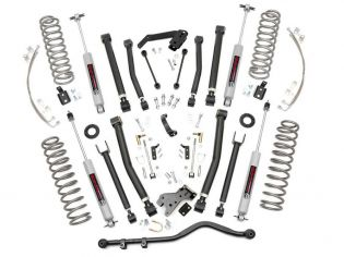 """6"""" 2007-2018 Jeep Wrangler JK (4-door) 4wd Lift Kit by Rough Country"""