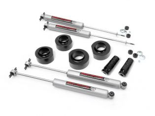 """1.5"""" 1993-1998 Jeep Grand Cherokee ZJ 4WD Lift Kit by Rough Country"""