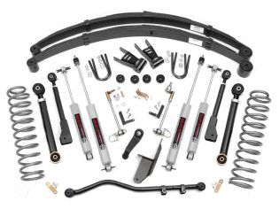 """6.5"""" 1984-2001 Jeep Cherokee XJ 4WD Lift Kit by Rough Country"""