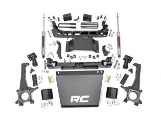 """4"""" 2005-2015 Toyota Tacoma Lift Kit by Rough Country"""