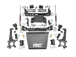"""4"""" 2016-2021 Toyota Tacoma 2WD/4WD Lift Kit by Rough Country"""