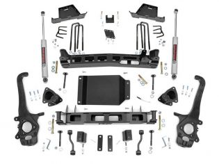 """6"""" 2004-2015 Nissan Titan Lift Kit by Rough Country"""
