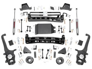 """6"""" 2017-2020 Nissan Titan Lift Kit by Rough Country"""