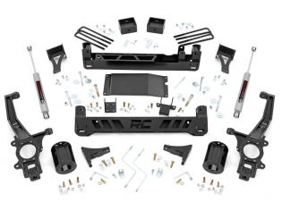 """6"""" 2005-2020 Nissan Frontier 4wd & 2wd Lift Kit by Rough Country"""