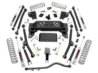 """4"""" 1993-1998 Jeep Grand Cherokee ZJ Lift Kit by Rough Country"""