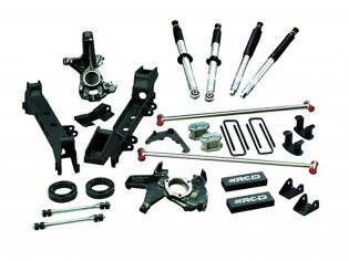"6"" 1992-1999 Chevy Suburban/Tahoe 1500 Lift Kit by RCD"