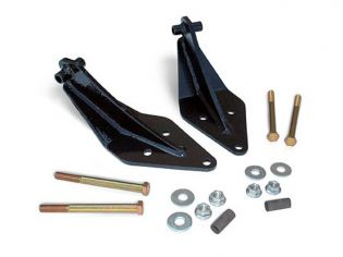 F250/F350 Super Duty 1999-2004 Ford 4wd Front Dual Shock Kit by Rough Country