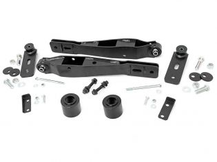 """2"""" 2007-2016 Jeep Compass 4WD Lift Kit by Rough Country"""