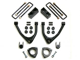 """4"""" 2007-2016 Chevy Silverado 1500 2WD (w/cast steel factory arms) Lift Kit by ReadyLift"""