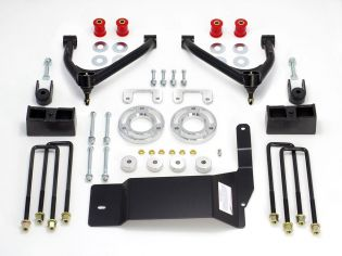 """4"""" 2014-2018 Chevy Silverado 1500 4WD (w/cast steel factory arms) Lift Kit by ReadyLift"""
