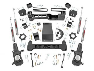 """6"""" 2001-2006 GMC Sierra 1500HD 4WD Lift Kit by Rough Country"""