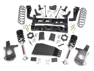 """7"""" 2007-2014 Chevy Suburban 1500 4wd & 2wd Lift Kit (w/lifted struts) by Rough Country"""