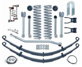 "4.5"" 1984-2001 Jeep Cherokee XJ 4WD Super-Flex Lift Kit  by Rubicon Express"