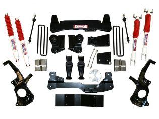 """7"""" 2011-2019 GMC Sierra 2500HD/3500HD 4WD Lift Kit by Skyjacker"""