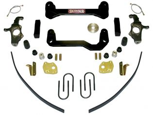 "4"" 2004-2012 GMC Canyon 4WD Lift Kit w/ rr Add-A-Leafs by Skyjacker"