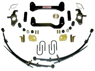 "4"" 2004-2012 GMC Canyon 4WD Lift Kit w/ rr Leaf Springs by Skyjacker"
