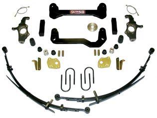 "4"" 2004-2012 Chevy Colorado 4WD Lift Kit w/ rr Leaf Springs by Skyjacker"