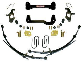 "4"" 2004-2012 Chevy Colorado 2WD Lift Kit w/ Rr Leaf Springs by Skyjacker"