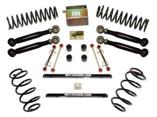 """2.5"""" 1997-2002 Jeep Wrangler TJ 4WD Value Flex Lift Kit by Skyjacker"""