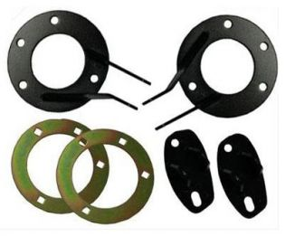 Bronco 1980-1996 Ford 4WD Dual Front Multi Shock Kit by Skyjacker